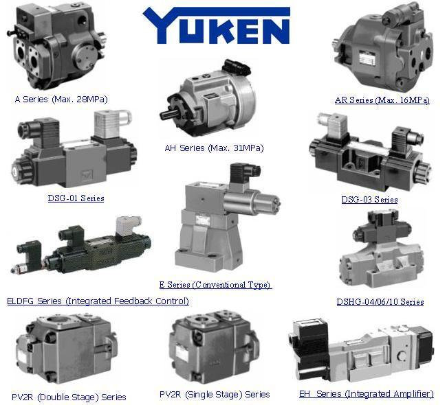 yuken flow control valve