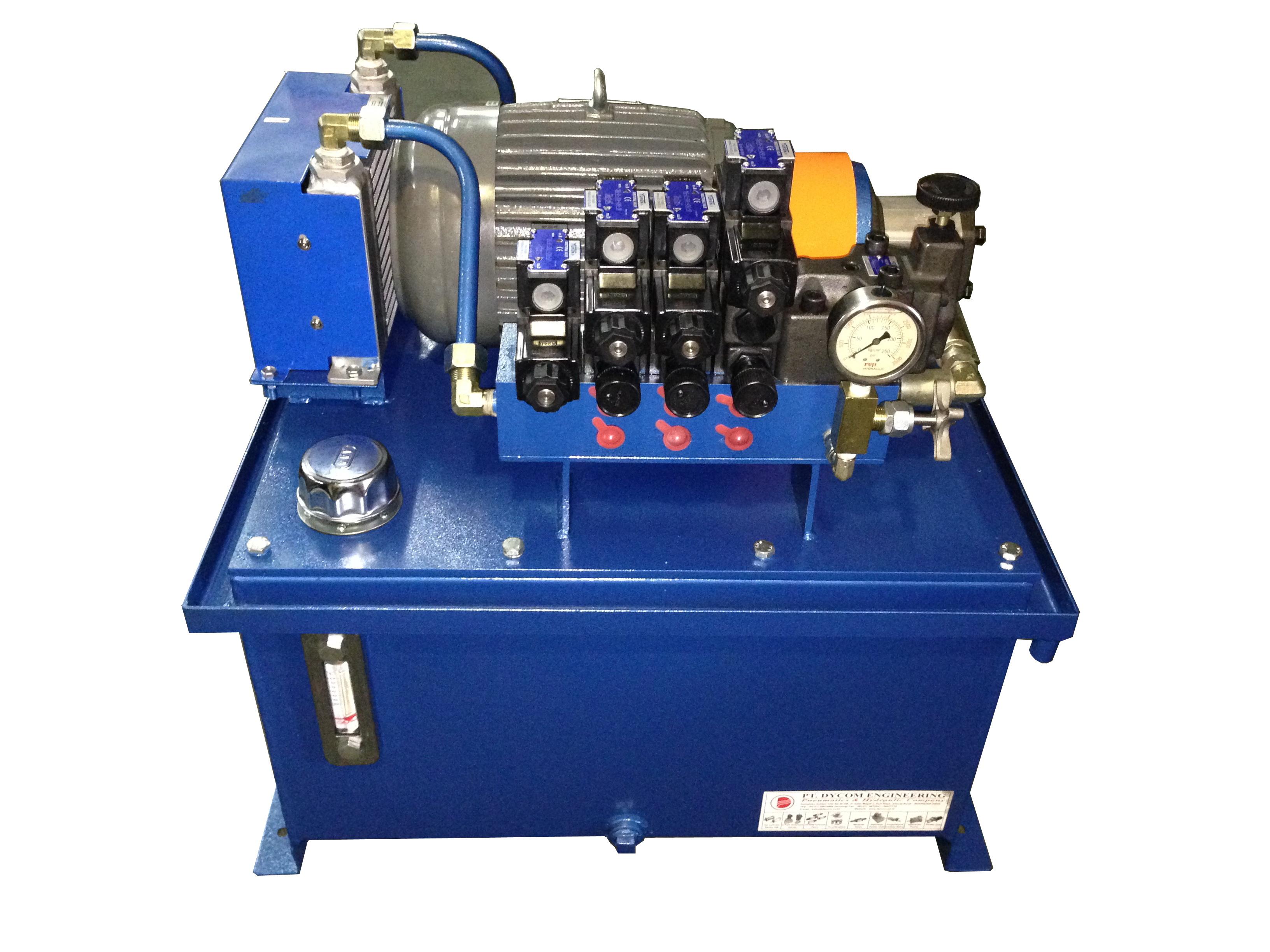 rexroth hydraulic power pack pdf