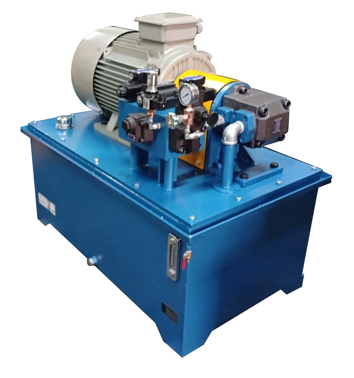 Customized Hydraulic Power Unit - PT Dycom Engineering